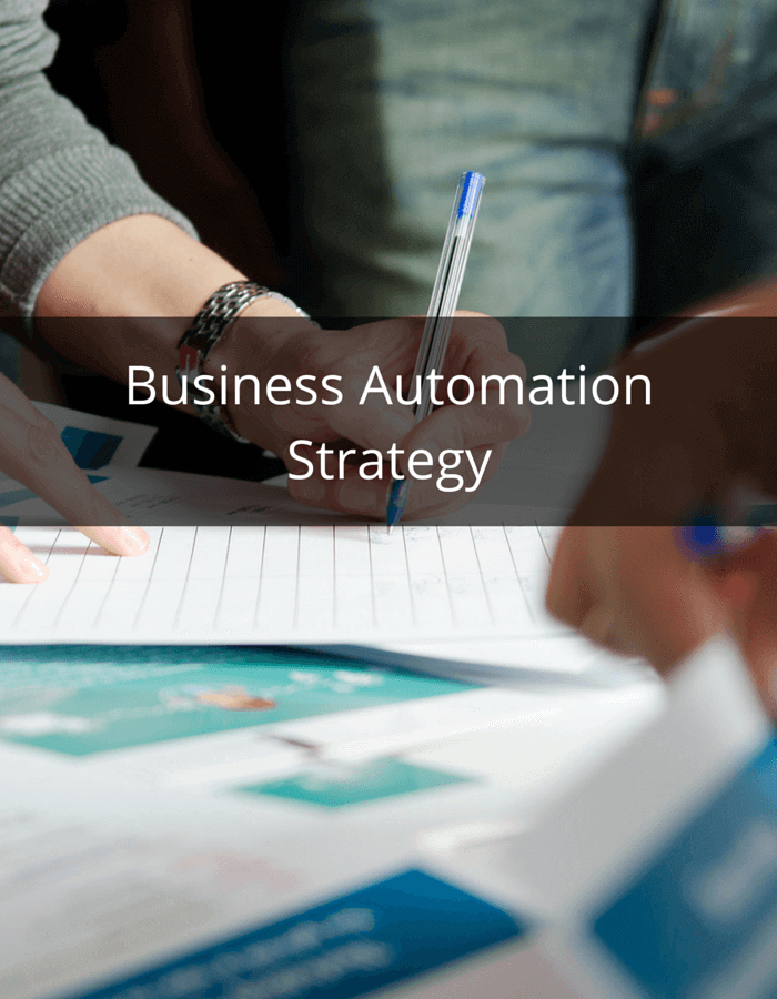 Business Automation Strategy