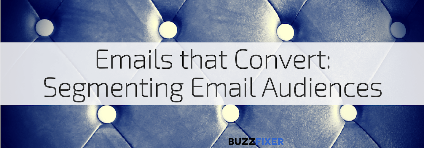 Emails that Convert: Segmenting Email Audiences for Best Results