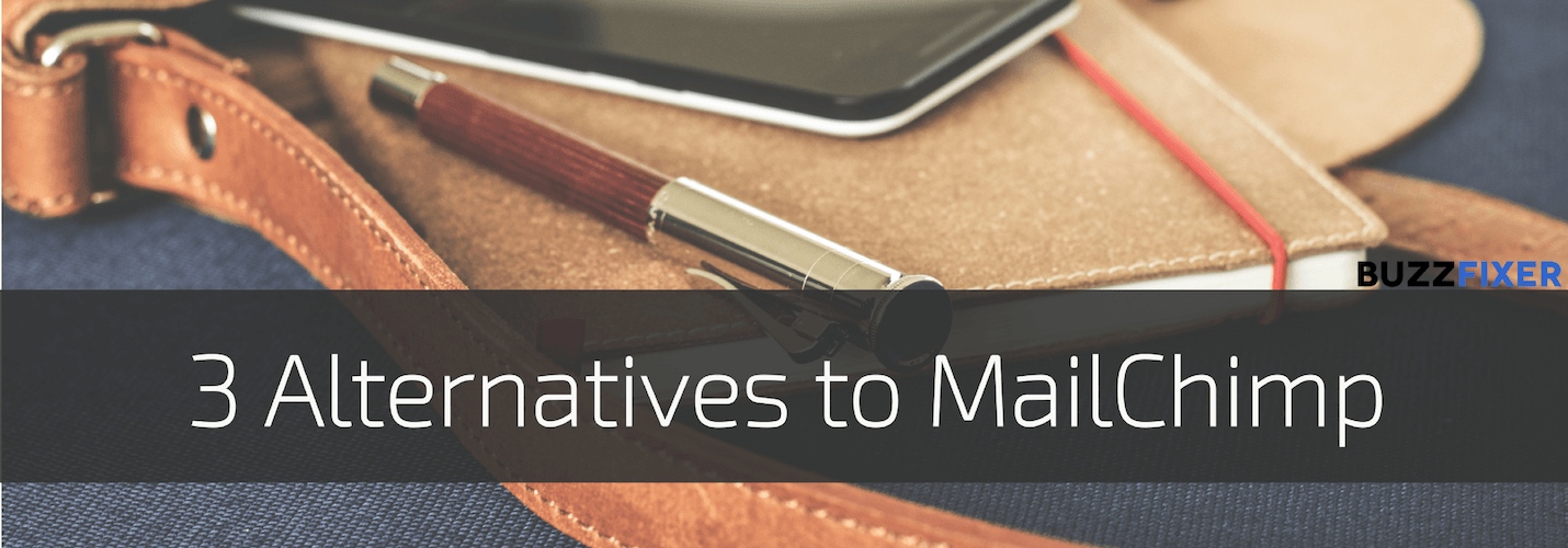 Email Marketing Tools: 3 Alternatives to MailChimp