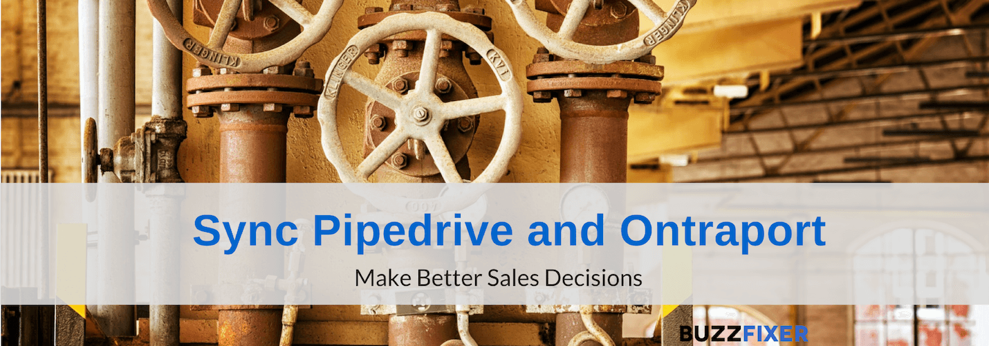 Pipedrive Integration with Ontraport: Make Better Sales Decisions