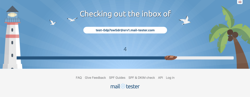 Mail-tester email deliverability tools