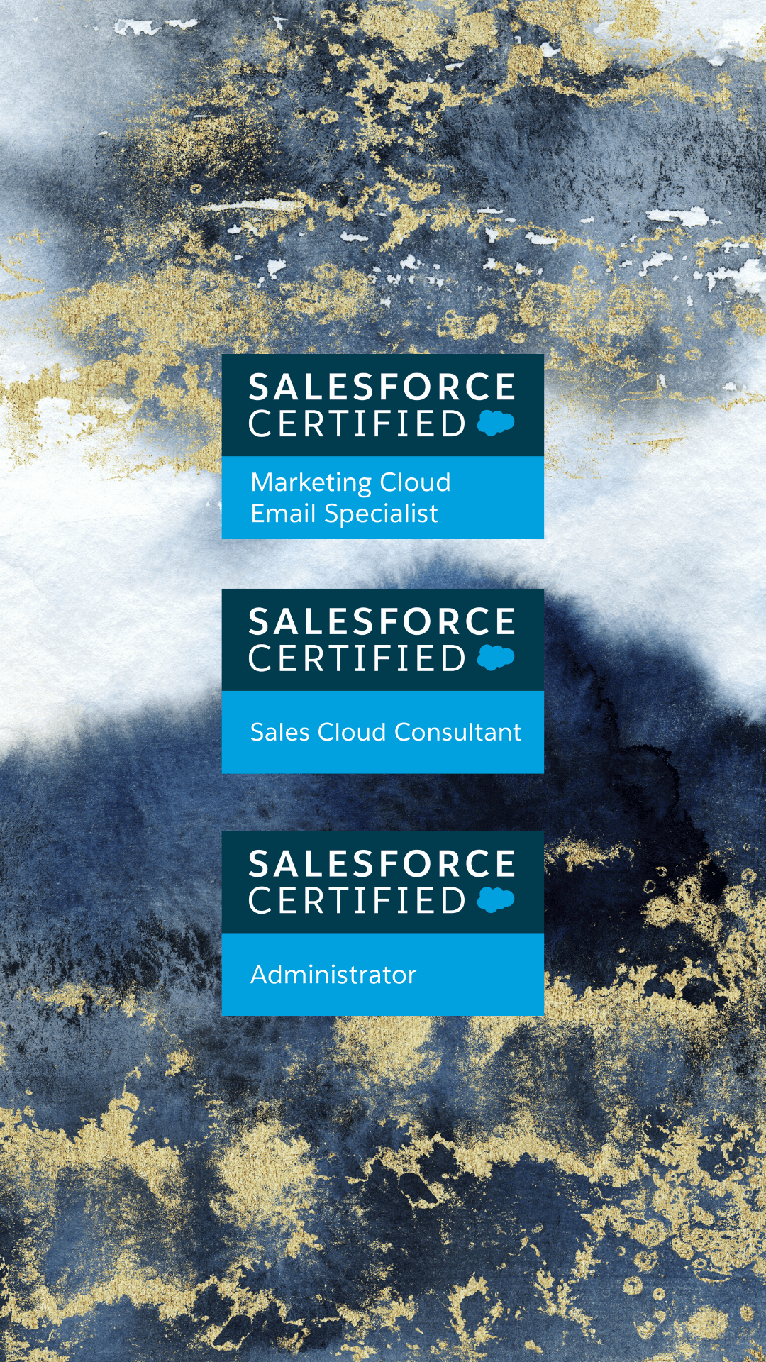 salesforce marketing cloud sales cloud email specialist certified
